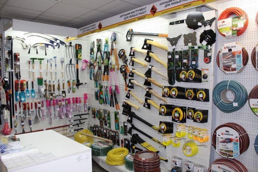 Открыть магазин электроинструментов